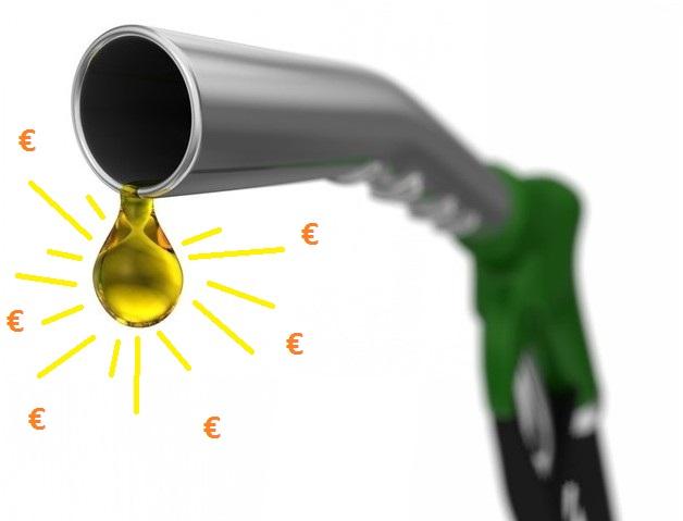 20% Economies d'essence contre la hausse du prix des carburant